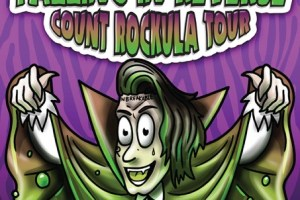 FALLING IN REVERSE announce Count Rockula Tour for Australia October 2016