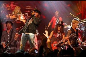 Will Guns N' Roses come back to Australia?