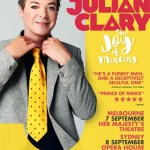 JULIAN CLARY: THE ART OF MINCING AUSTRALIAN TOUR 2016
