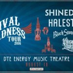 LIVE: THE CARNIVAL OF MADNESS f/ SHINEDOWN, HALESTORM & MORE – August 18, 2016 (Clarkston, MI)