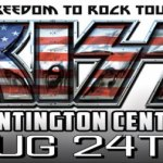 LIVE: KISS wsg The Dead Daisies – August 24, 2016 (Toledo, OH)