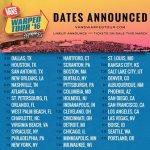 LIVE: VAN'S WARPED TOUR – July 22, 2016 (Auburn Hills, MI)