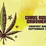 LIVE: CHRIS ROBINSON BROTHERHOOD – September 23, 2016 (Pontiac, MI)