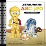 BOOK REVIEW: ABC-3PO by Calliope Glass & Caitlin Kennedy, Illustrated by Katie Cook