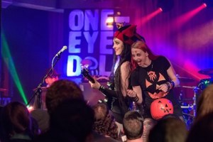 INTERVIEW: KIMBERLY & JUNIOR from One-Eyed Doll, October 2016