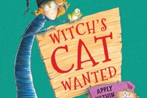 BOOK REVIEW: Witch's Cat Wanted-Apply Within by Joy H. Davidson & Nikki Slade Robinson