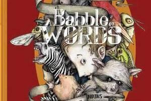BOOK REVIEW: A Babble of Words – A-Z of Collective Nouns by Adam Oehlers