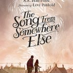 BOOK REVIEW: The Song from Somewhere Else by A.F. Harrold, illustrated by Levi Penfold