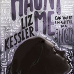 BOOK REVIEW: Haunt Me by Liz Kessler