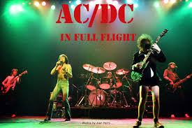 BOOK REVIEW: AC/DC In Full Flight by Alan Perry