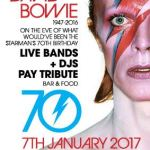 LIVE: THE MIND WARP PAVILION – A CELEBRATION OF THE LIFE AND TIMES OF DAVID BOWIE