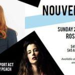 LIVE: NOUVELLE VAGUE, Perth, 22 January, 2017