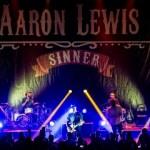 LIVE: AARON LEWIS – The Sinner Tour – February 17, 2017 (Detroit, MI)