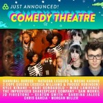 NEWS: Bonnaroo Comedy – Hannibal, Natasha Leggero, 2 Dope Queens (Jessica Williams)