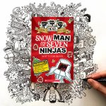 BOOK REVIEW: Snow Man and the Seven Ninjas by Matt Cosgrove