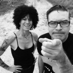 10 Quick Ones withMONIQUE ORTIZ & MICHAEL HOWARD of Alien Knife Fight – March 2017