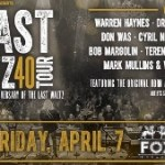 LIVE: THE LAST WALTZ 40 – April 7, 2017