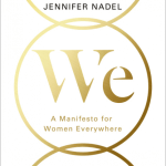 BOOK REVIEW: WE – A Manifesto for Women Everywhere by Gillian Anderson & Jennifer Nadel