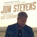 JON STEVENS – STARLIGHT AUSTRALIAN TOUR WITH VERY SPECIAL GUEST KATE CEBERANO