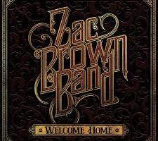CD REVIEW: ZAC BROWN BAND – Welcome Home