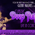 GLENN HUGHES Performs Classic Deep Purple Live in Australia!