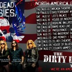 LIVE: THE DEAD DAISIES – August 11, 2017