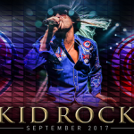 LIVE: KID ROCK– September 20, 2017
