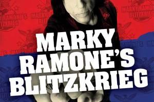 MARKY RAMONE TO BLITZKRIEG OVER AUSTRALIA