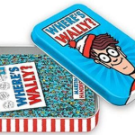 BOOK REVIEW: Where's Wally? The Totally Terrific Tin by Martin Handford