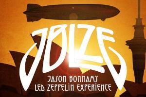 JASON BONHAM'S LED ZEPPELIN EXPERIENCE TO TOUR AUSTRALIA