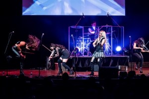 LIVE: FEMMES OF ROCK – November 4, 2017