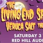 ALMIGHTY MONSTER ROCK LINE-UP COMES TO RED HILL AUDITORIUM
