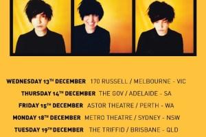 LIVE: TEXAS – Perth, 15 Dec 2017
