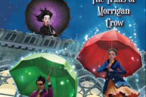BOOK REVIEW: Nevermoor – The Trials of Morrigan Crow by Jessica Townsend
