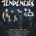SUICIDAL TENDENCIES 2018 Australian Tour