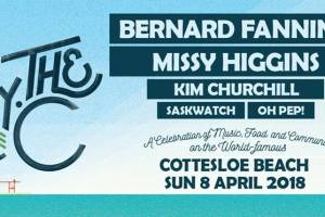 BE BY THE C WITH BERNARD FANNING, MISSY HIGGINS AND MORE