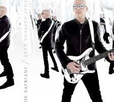 CD REVIEW: JOE SATRIANI – What Happens Next