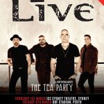 LIVE: LIVE & THE TEA PARTY, Perth – 6 Mar, 2018