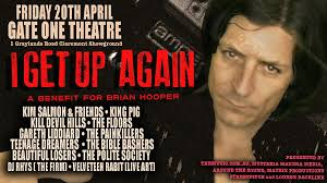 I GET UP AGAIN: Brian Hooper Benefit – Perth