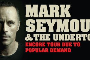 Mark Seymour & The Undertow Returning In Spring For Encore Tour