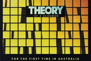 THEORY (Of A Deadman) Announce Australian Tour