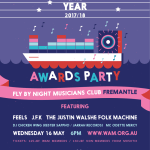 WAM's Song of the Year 2017-18 Nominees and Awards Party Revealed!