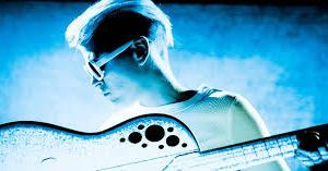 KAKI KING RETURNS TO AUSTRALIA FOR THE FIRST TIME IN FIVE YEARS