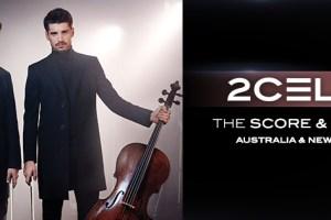 2CELLOS ANNOUNCE 2018 AUSTRALIA & NEW ZEALAND TOUR DATES