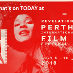 TODAY at Rev Film Festival – Thursday, 5 July