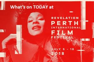 TODAY at Rev Film Festival – Thursday, 5 July