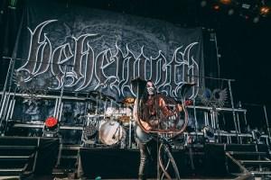 LIVE: BEHEMOTH – May 27, 2018