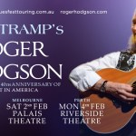 SUPERTRAMP'S LEGENDARY SINGER-SONGWRITER ROGER HODGSON TO TOUR IN CELEBRATION OF THE 40TH ANNIVERSARY OF 'BREAKFAST IN AMERICA'