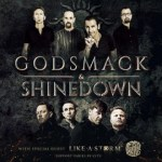 LIVE: GODSMACK / SHINEDOWN – July 22, 2018