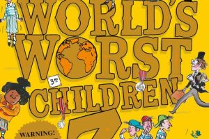 BOOK REVIEW: The World's Worst Children 3 written by David Walliams & illustrated by Tony Ross
